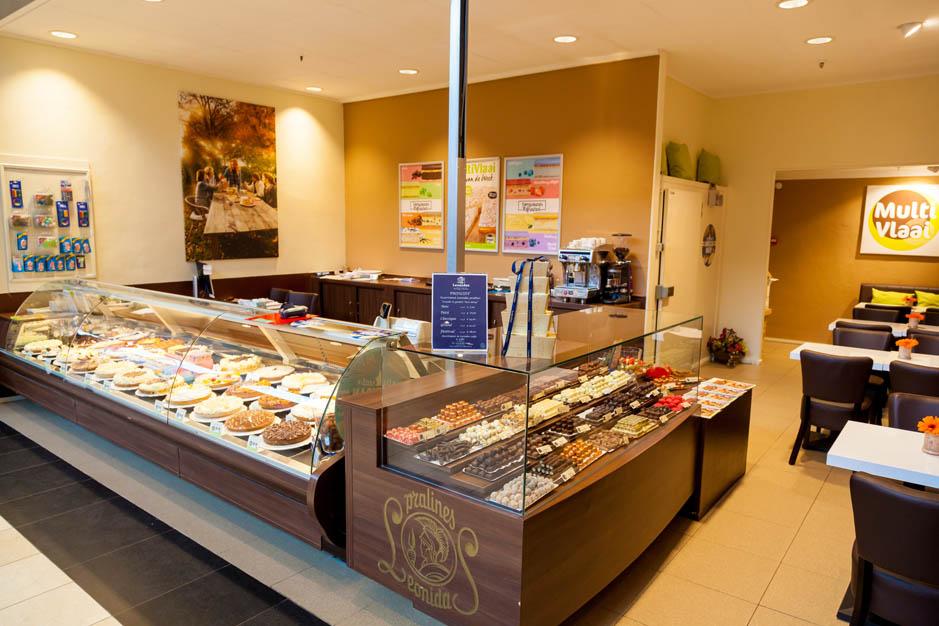 MultiVlaai in Winkelcentrum Beverhof, Beverwijk Multivlaai